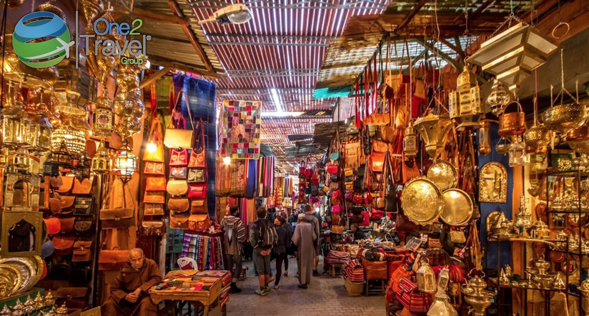 Seminario Web | One2Travel | Marruecos
