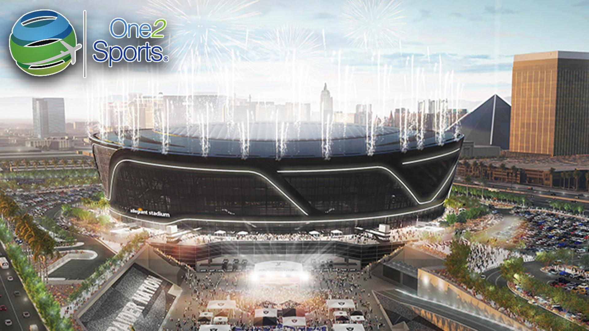 Nuevo Allegiant Stadium en Las Vegas