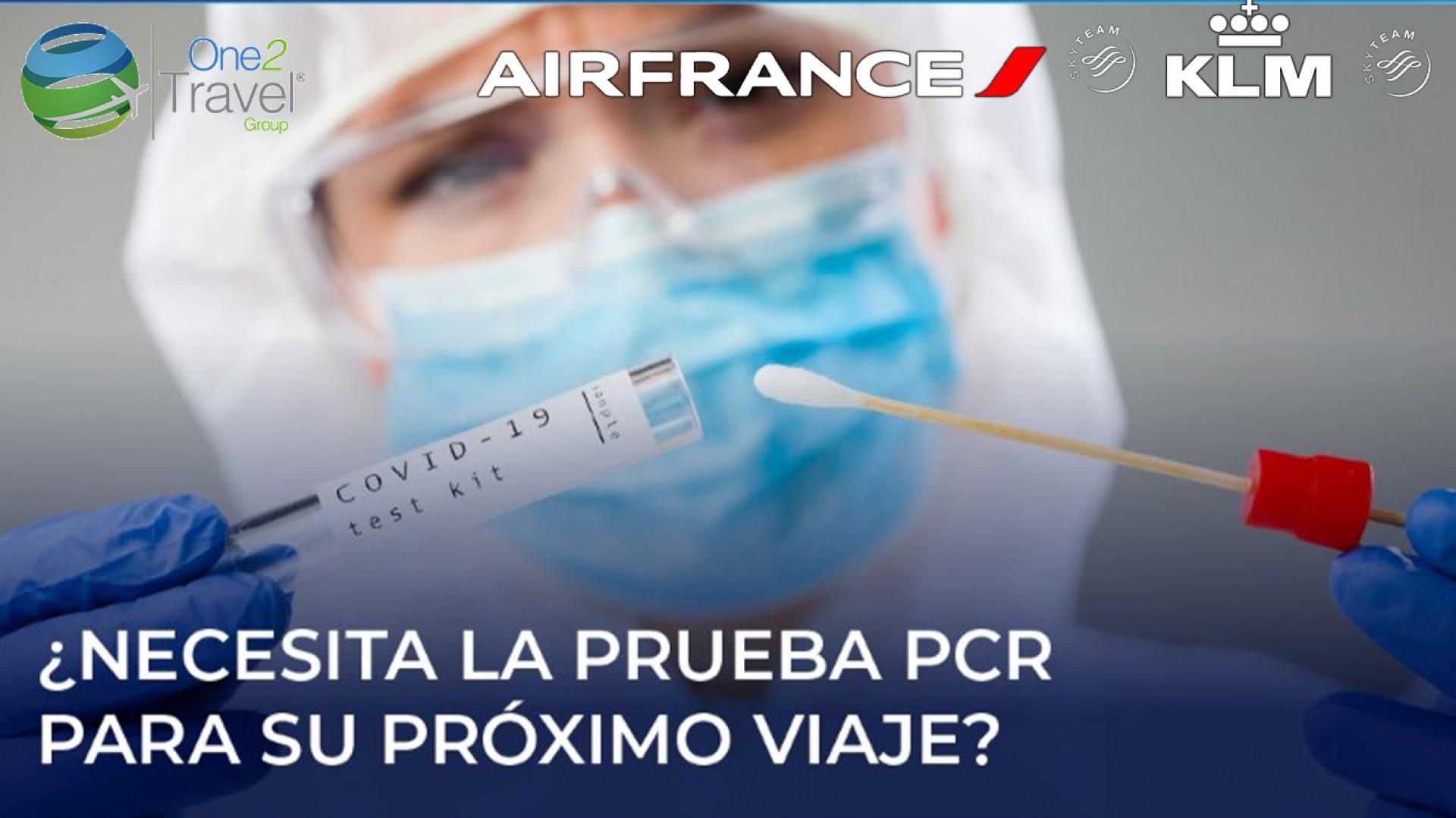 AIR FRANCE-KLM EN MÉXICO REALIZÓ UN ACUERDO CON 3 LABORATORIOS