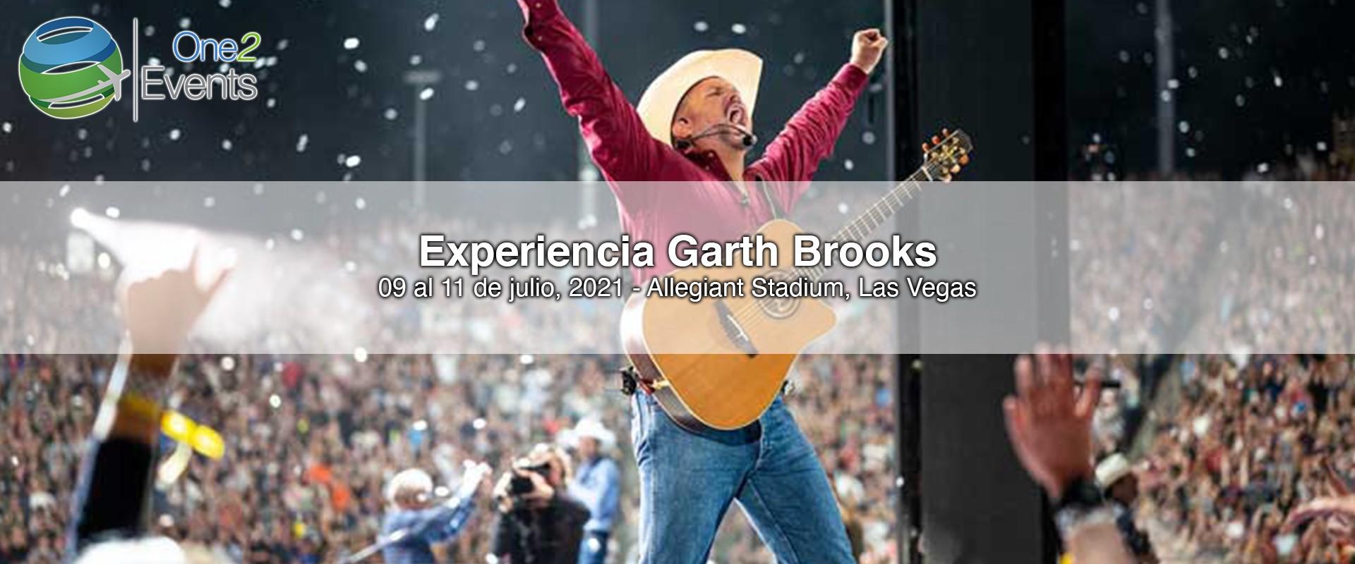 Concierto Garth Brooks en Allegiant Stadium, Las Vegas