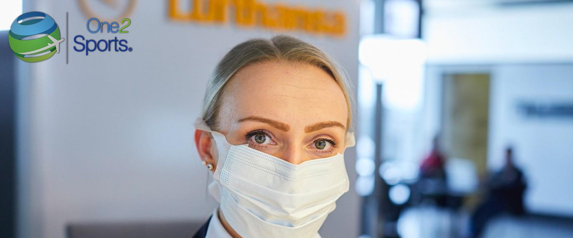 Las líneas aéreas de Lufthansa Group actualizan los requisitos de uso de las máscaras protectoras