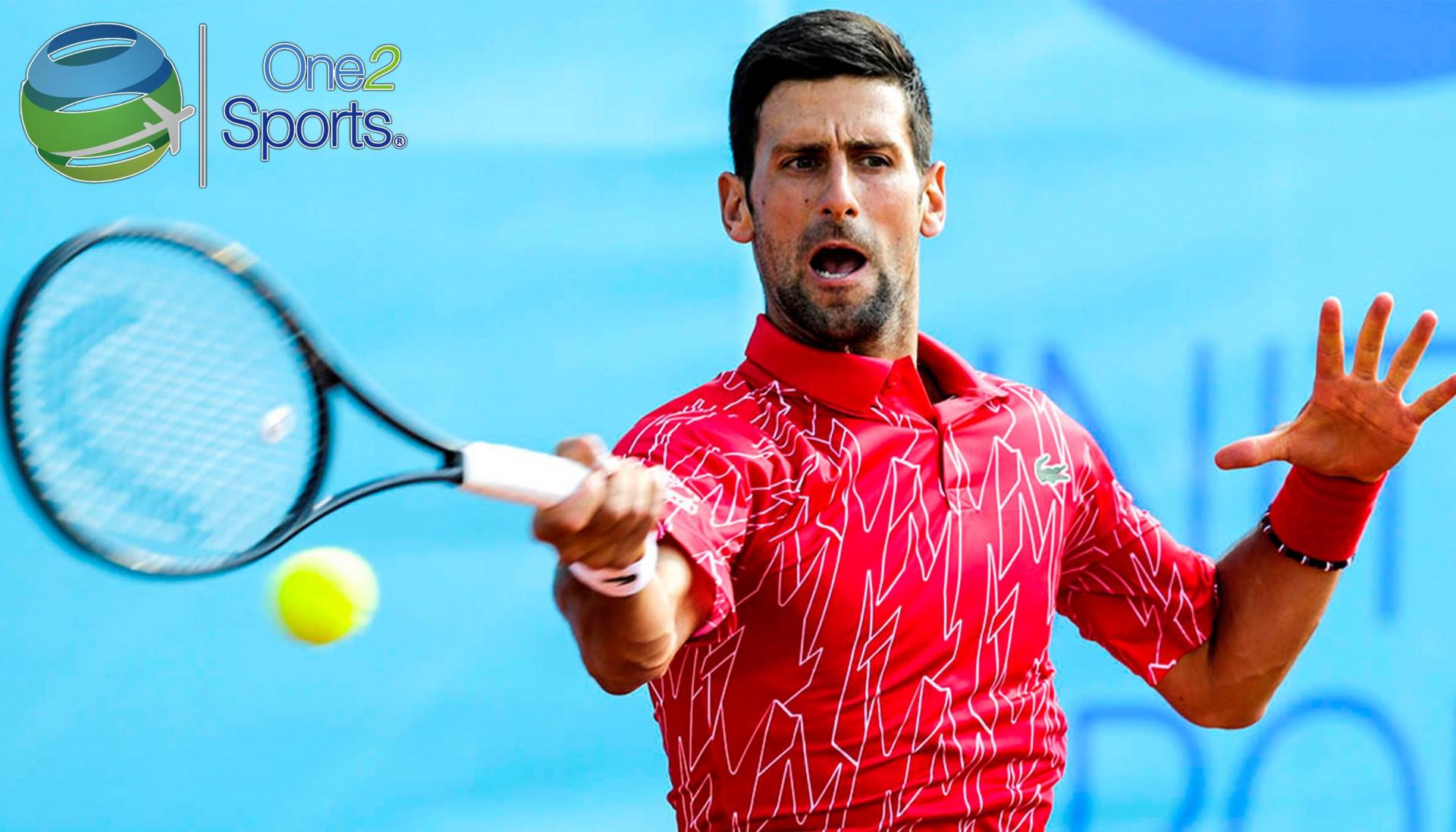 Novak Djokovic tiene coronavirus tras organizar un torneo y una fiesta en Serbia