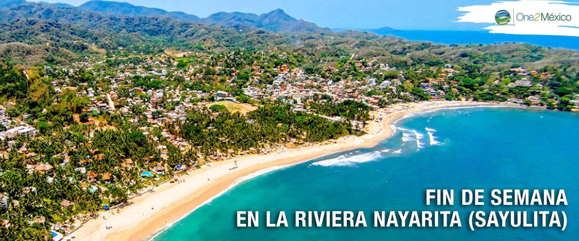 Fin de semana en la Riviera Nayarita (Sayulita).