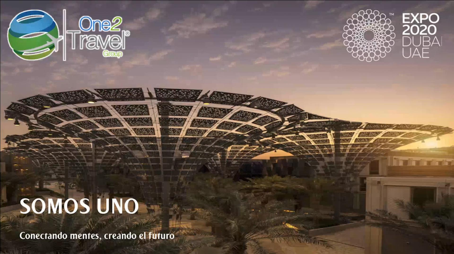 Seminario Web | One2Travel | Expo Dubai 2020