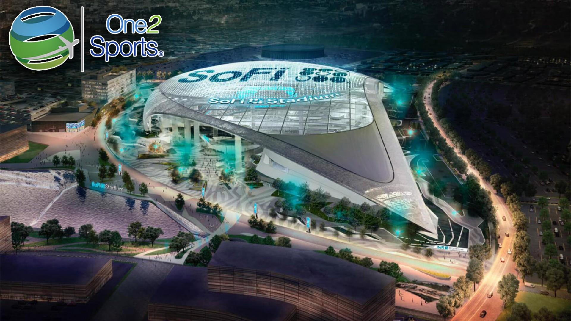 Conoce el nuevo SoFi Stadium en Inglewood, California