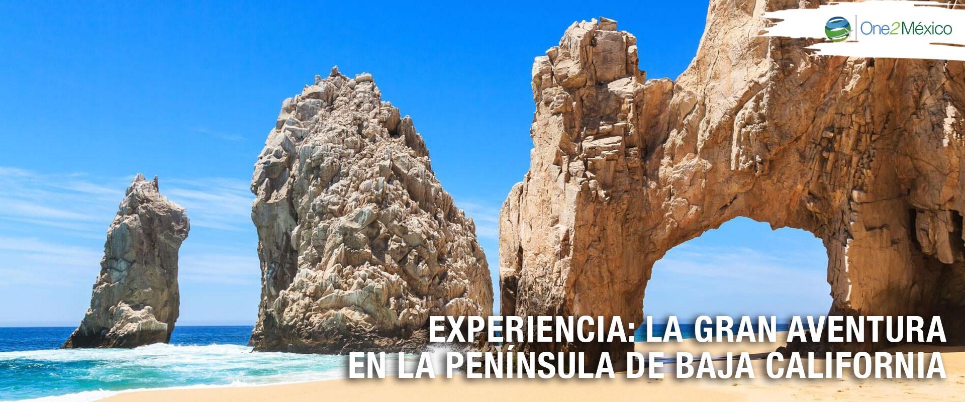 La gran aventura en la península de Baja California
