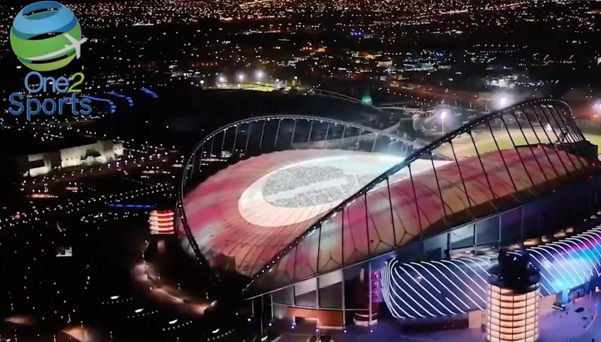 One2Sports | Estadios Qatar 2022