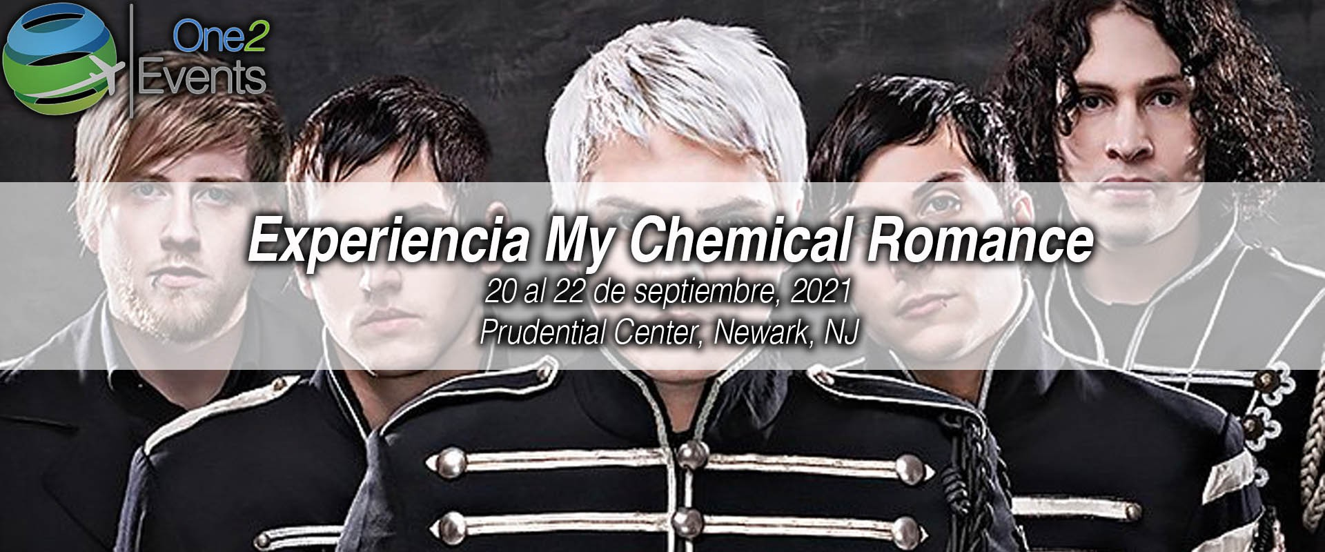 Concierto My Chemical Romance en American Airlines Center, Dallas
