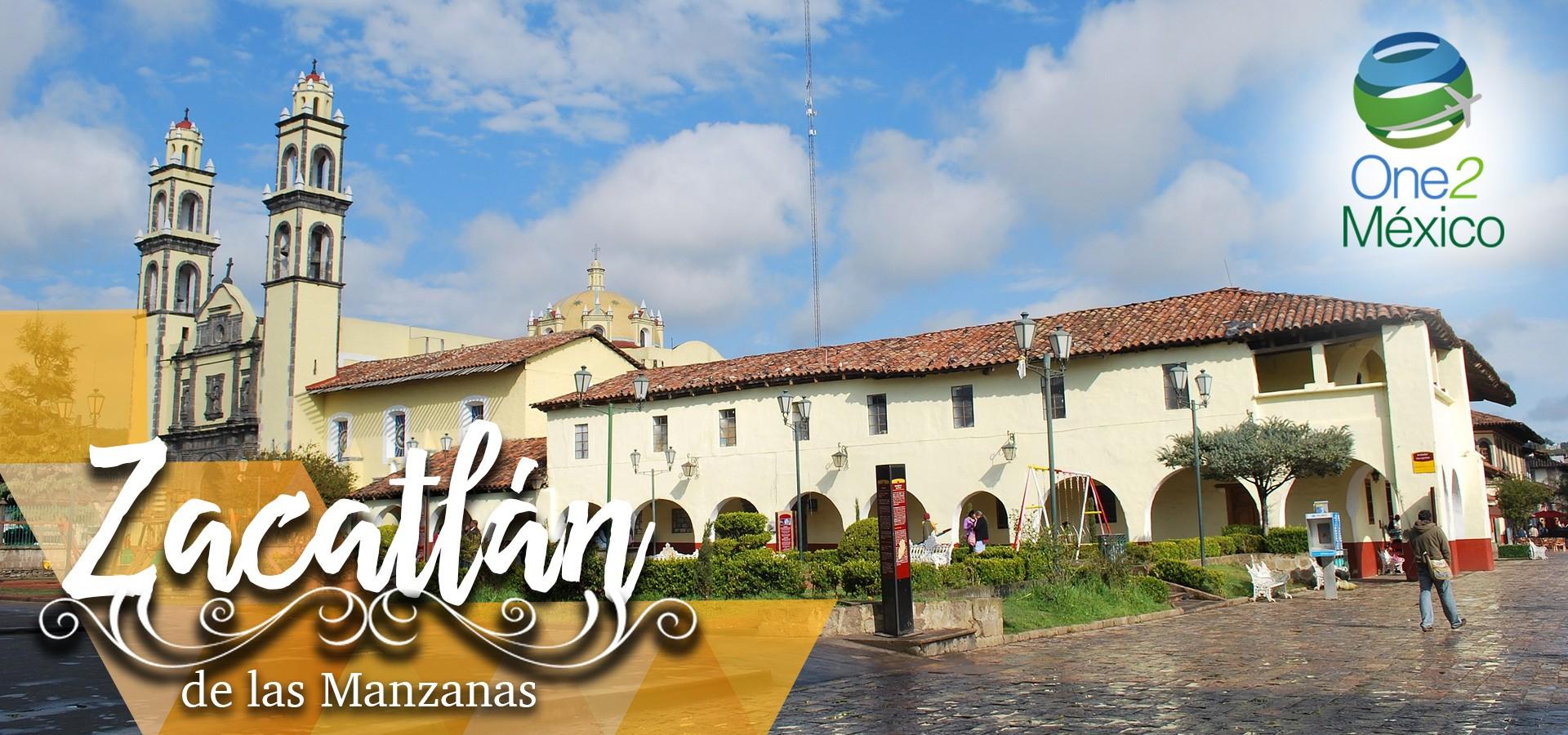 Zacatlán de las manzanas, Puebla