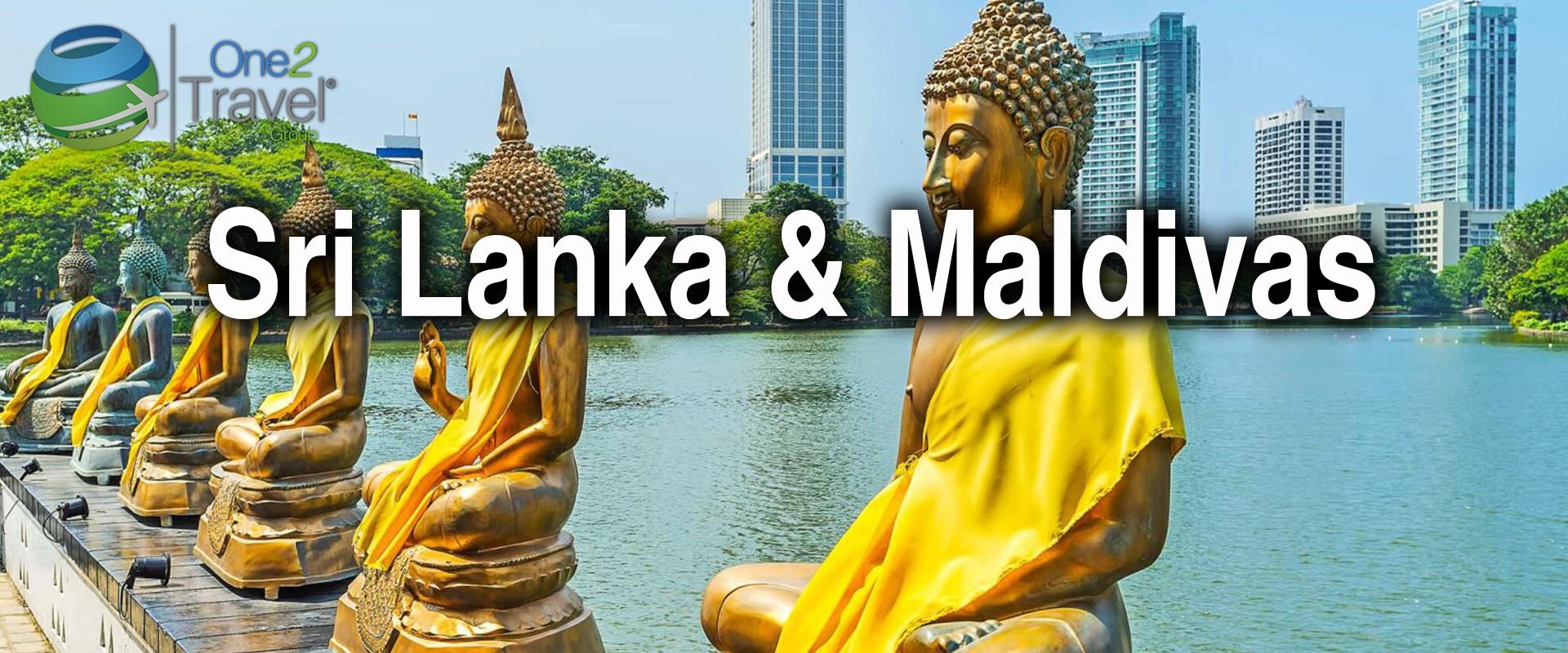 Seminario Web | One2Travel | Sri Lanka & Maldives