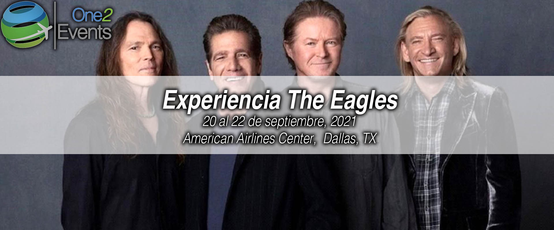 Concierto The Eagles American Airlines Center, Dallas