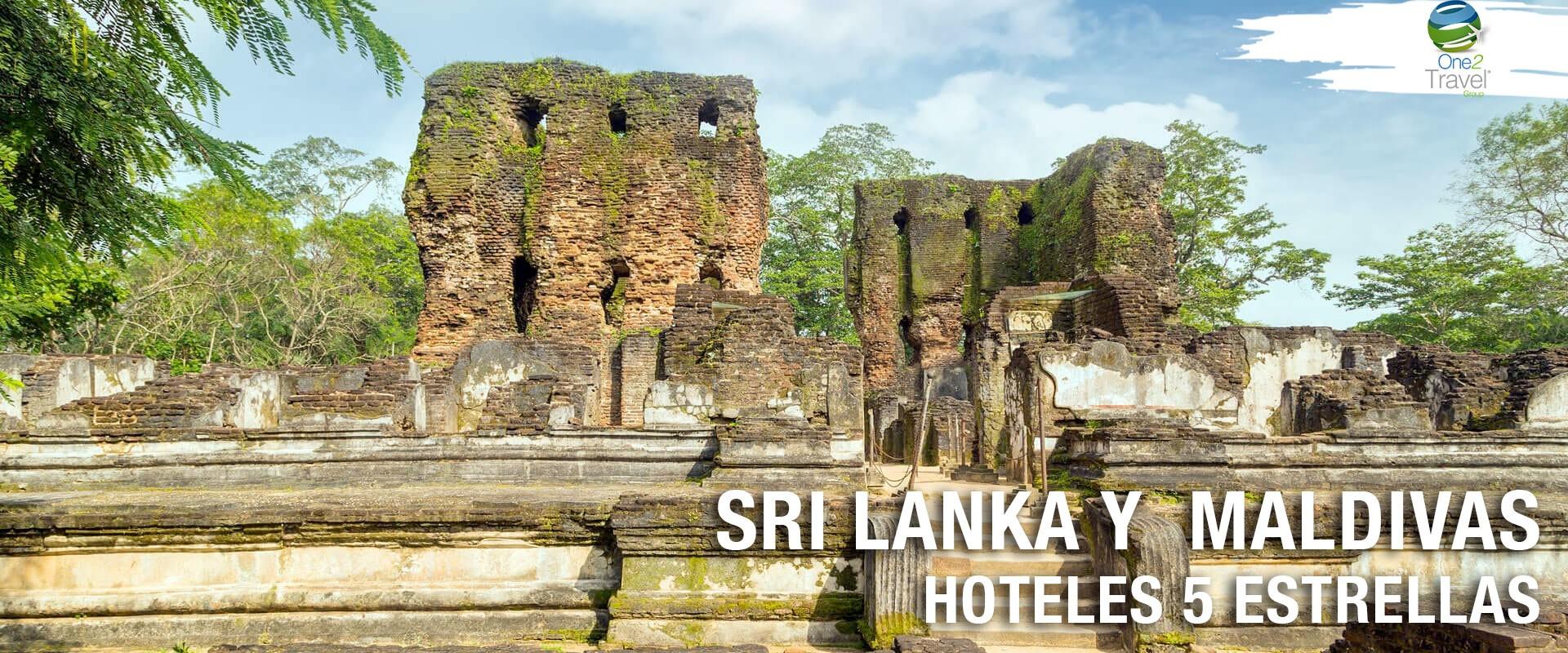 Sri Lanka y  Maldivas / Hoteles 5 estrellas
