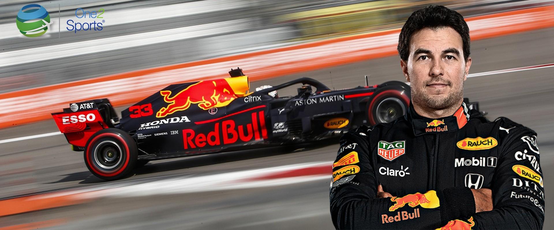 Oficial: Checo Pérez correrá con Red Bull en 2021