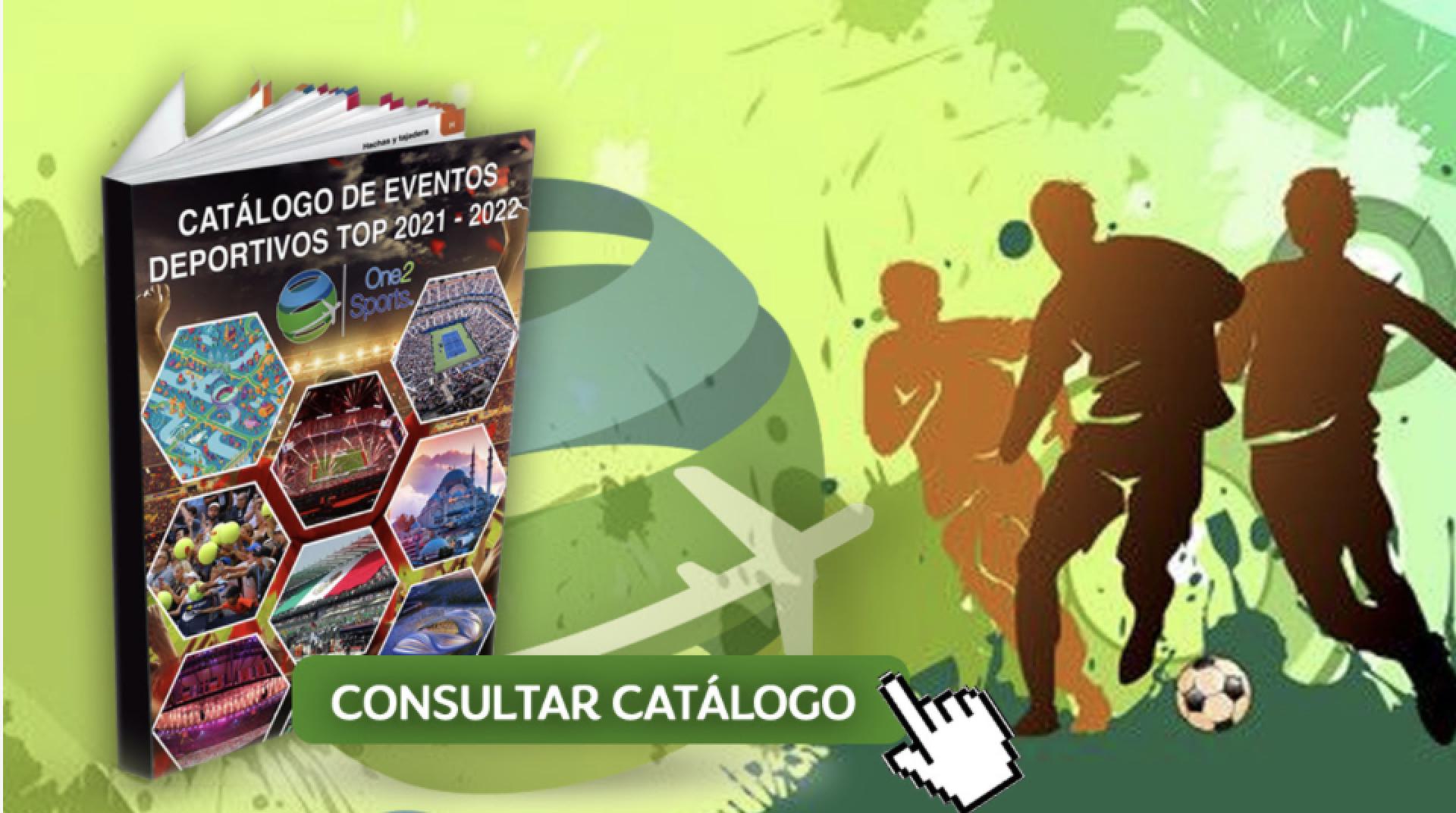 Catálogo de Eventos Deportivos TOP 2021 - 2022