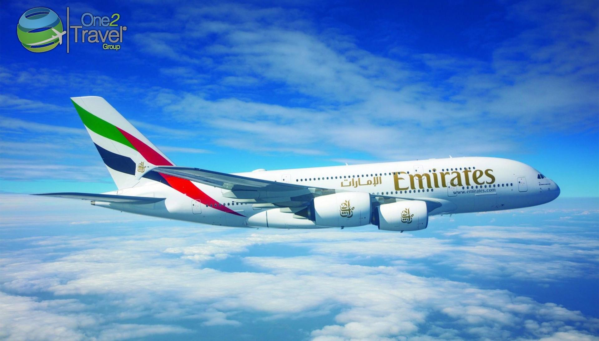 """Emirates """"Velamos por su seguridad durante todo el viaje"""""""