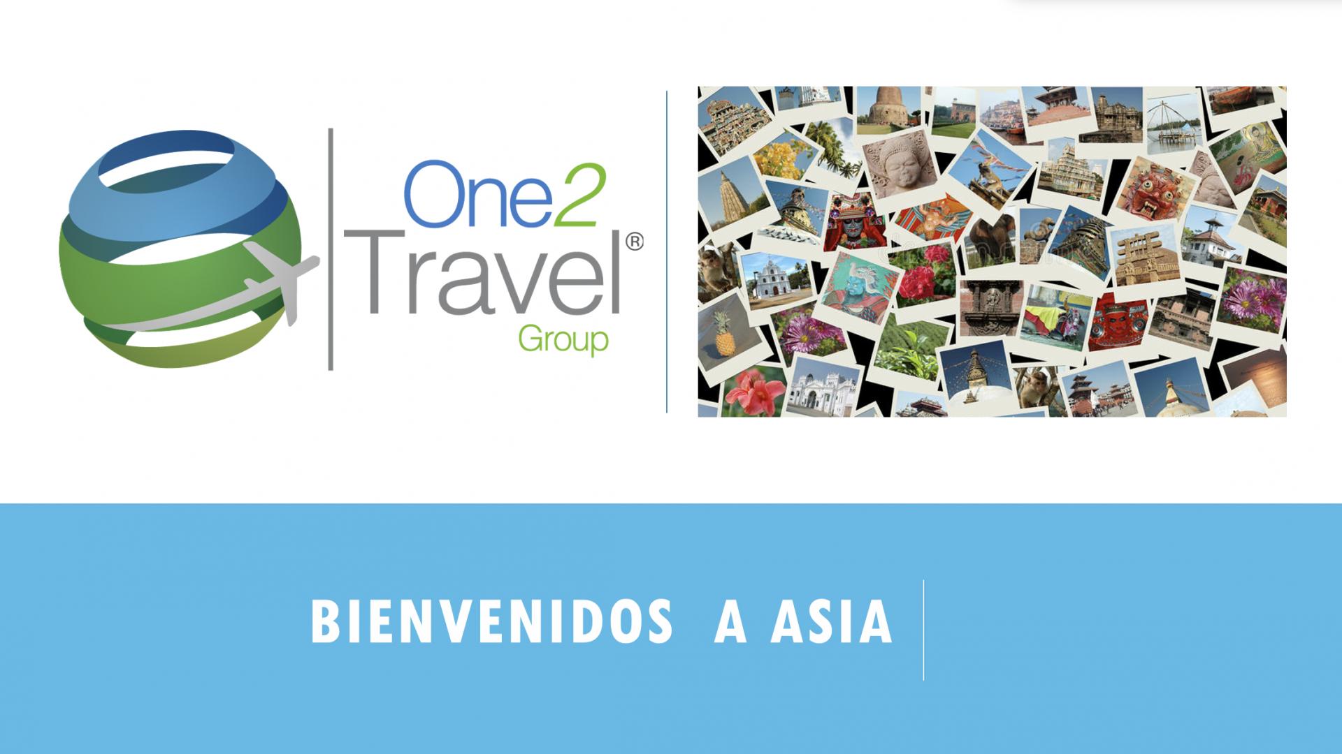 One2Travel | Seminario Web | Tailandia: Playas Secretas y Santuarios de Elefantes