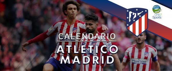 Calendario Atlético de Madrid