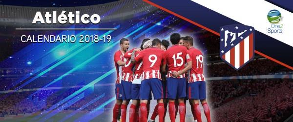 Calendario Atlético Madrid
