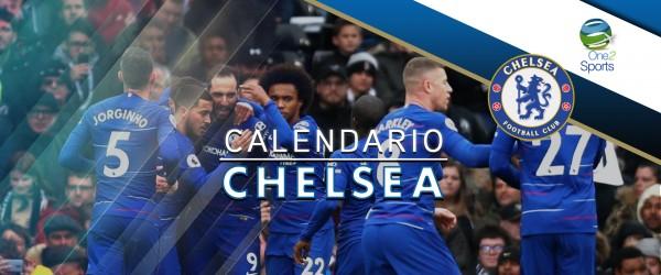 Calendario Chelsea