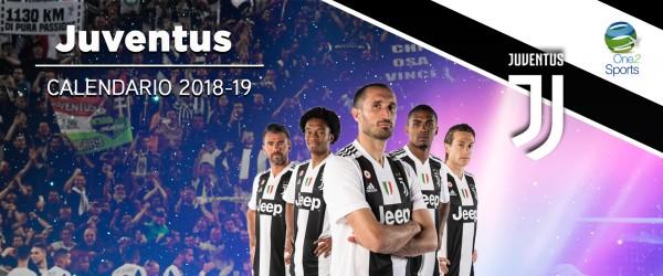 Calendario Juventus