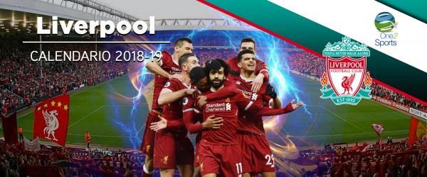 Calendario Liverpool