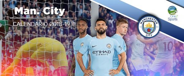 Calendario Manchester City