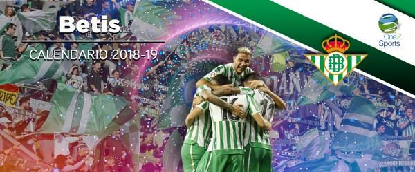 Calendario Real Betis
