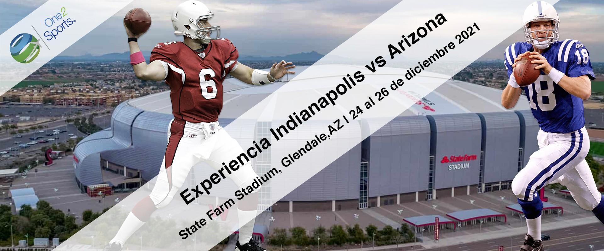 Arizona vs Indianapolis