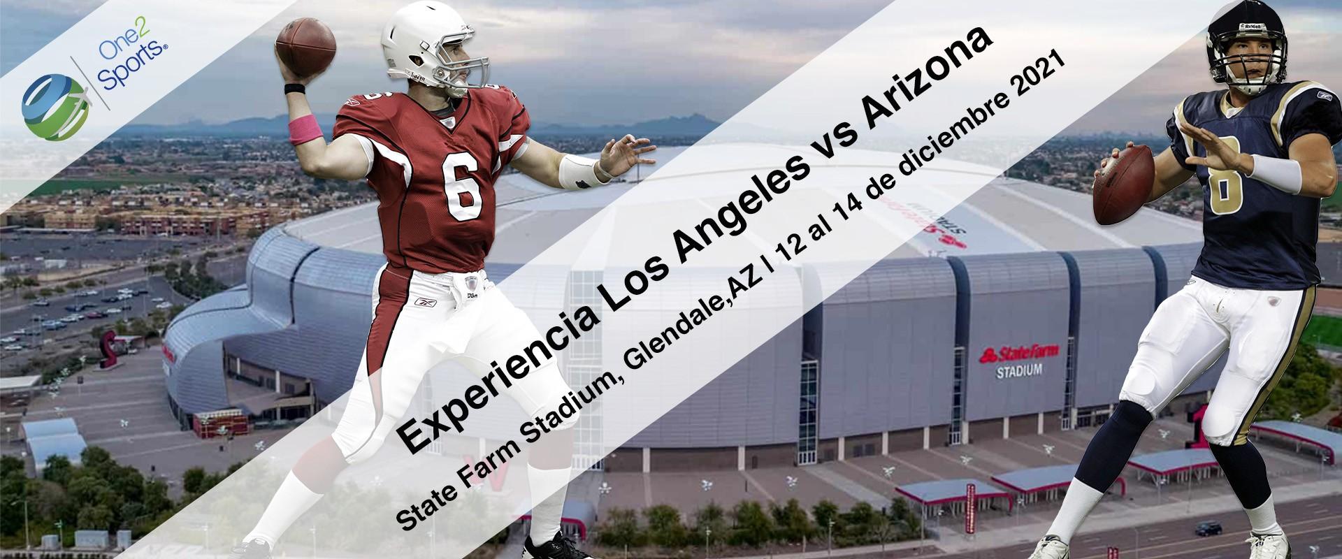 Arizona vs Los Angeles