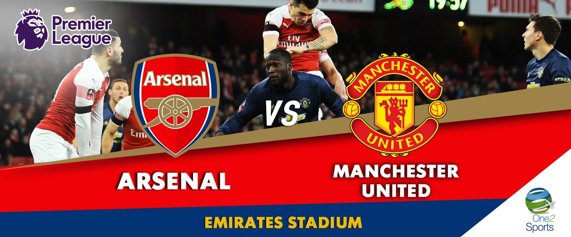 Arsenal vs Manchester United