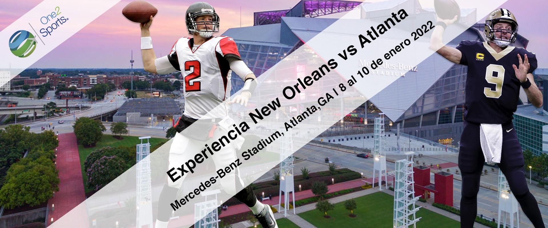 Atlanta vs New Orleans