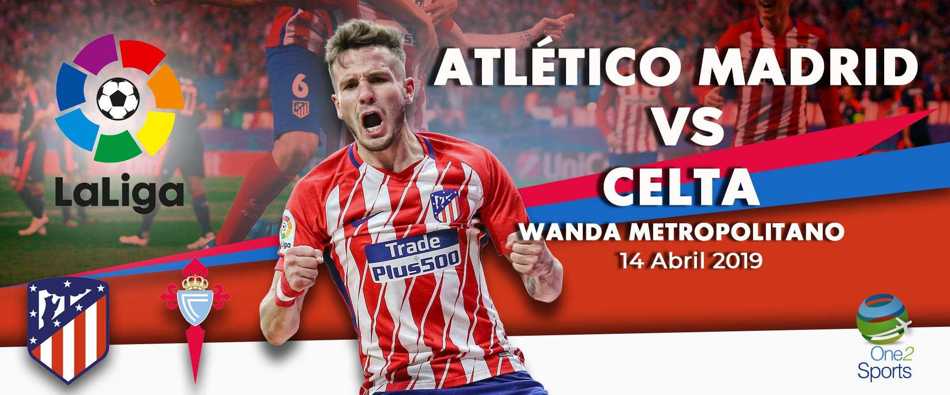 Atlético Madrid vs Celta