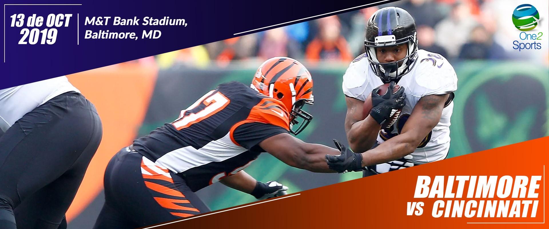 Baltimore vs Cincinnati