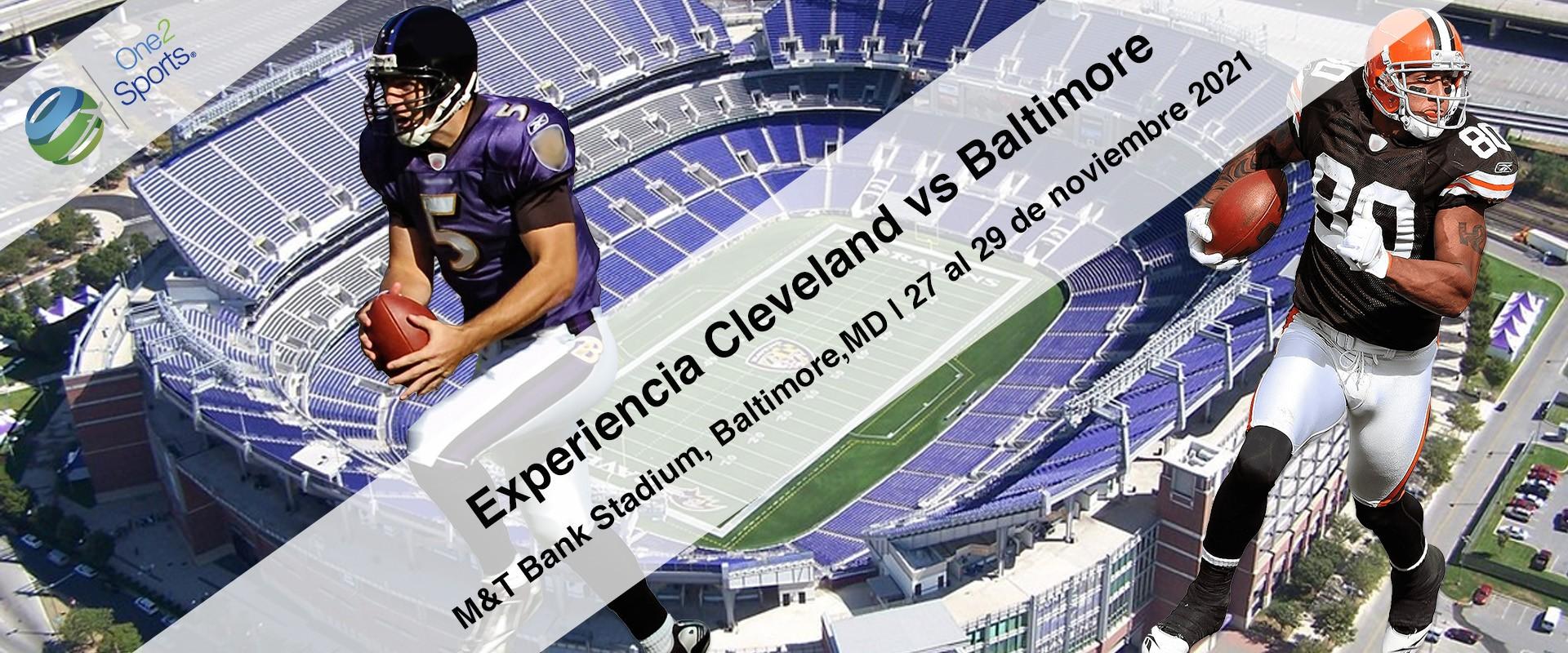 Baltimore vs Cleveland