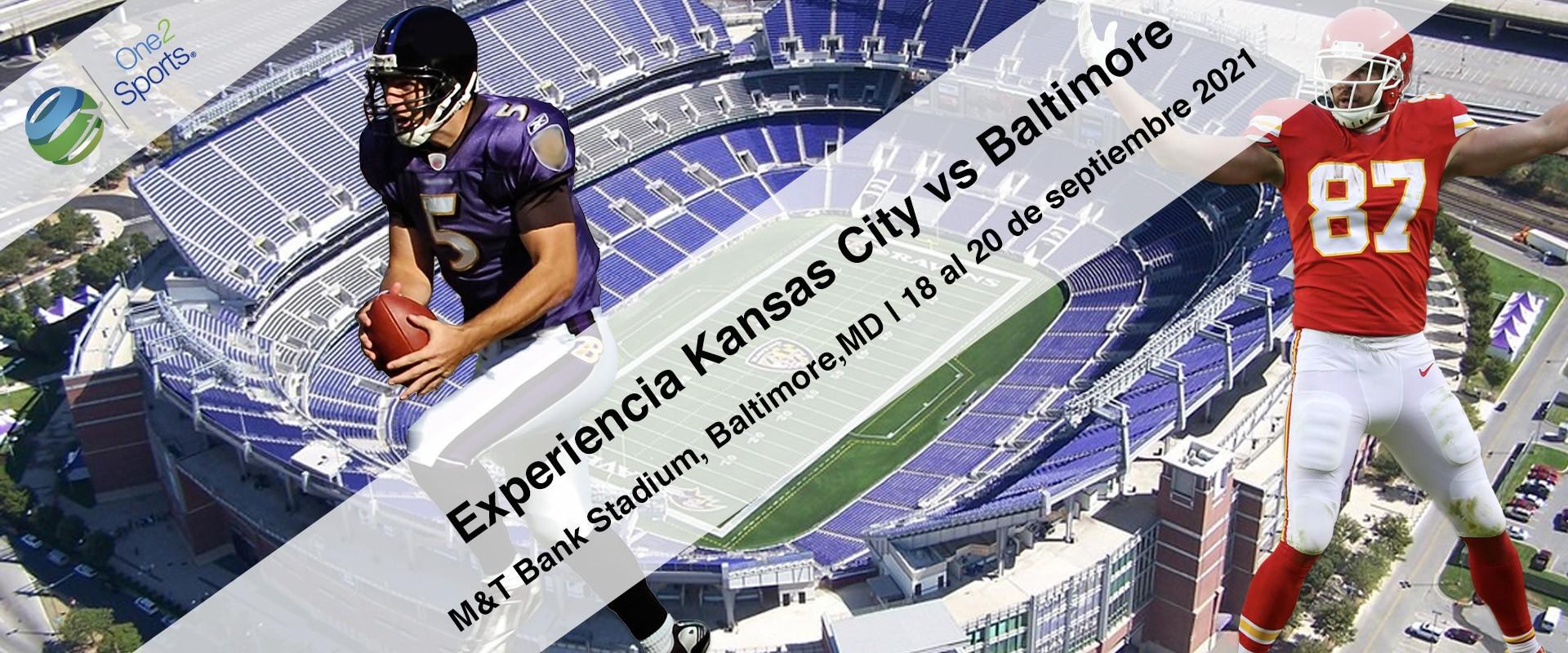 Baltimore vs Kansas City
