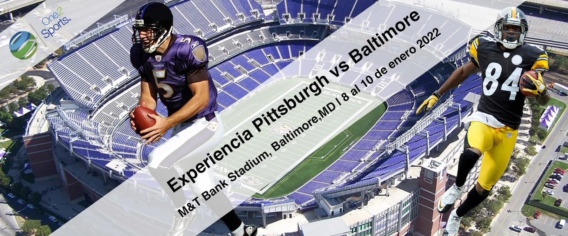 Baltimore vs Pittsburgh