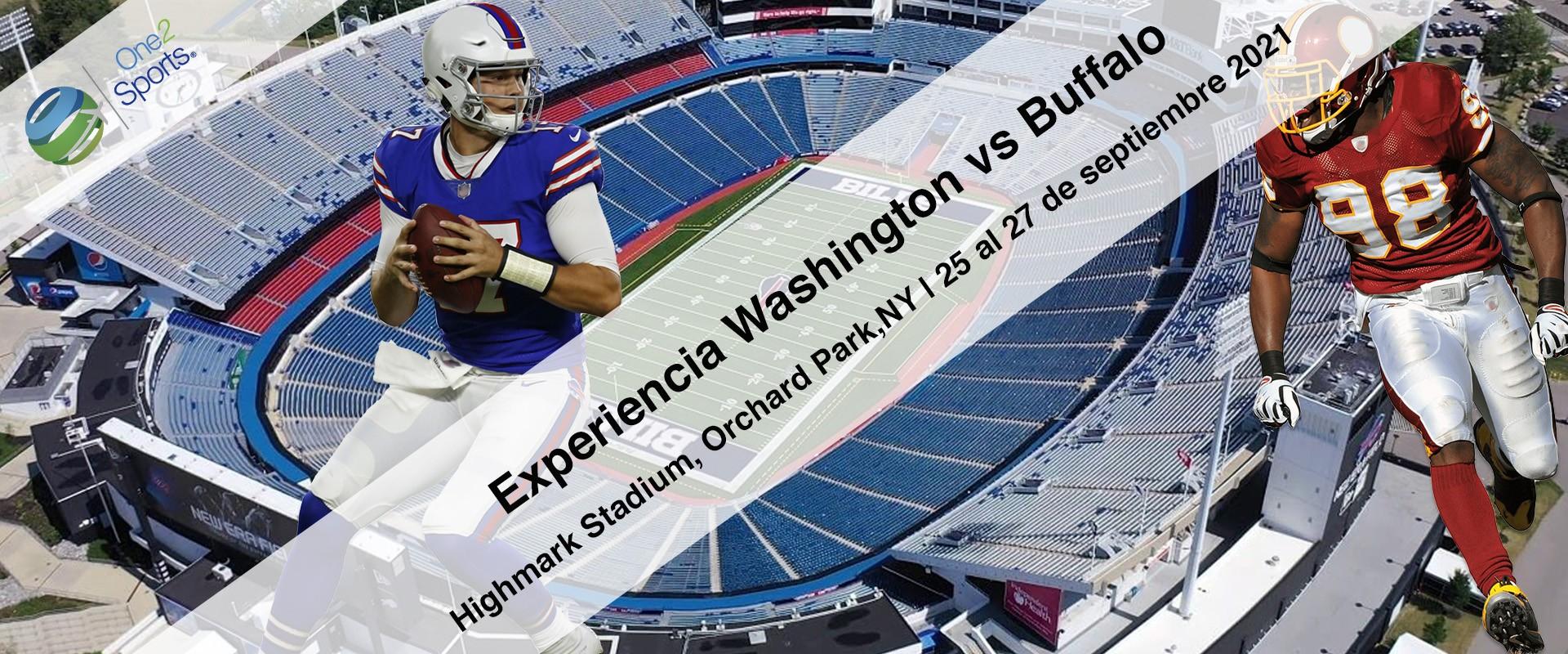 Buffalo vs Washington
