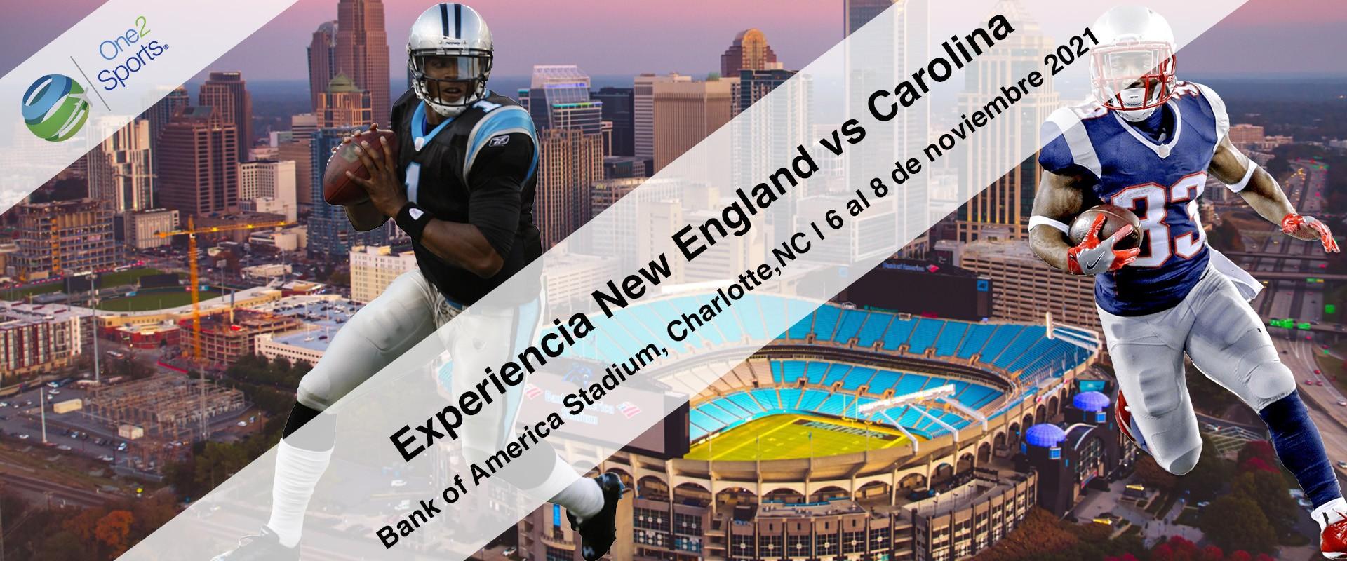 Carolina vs New England