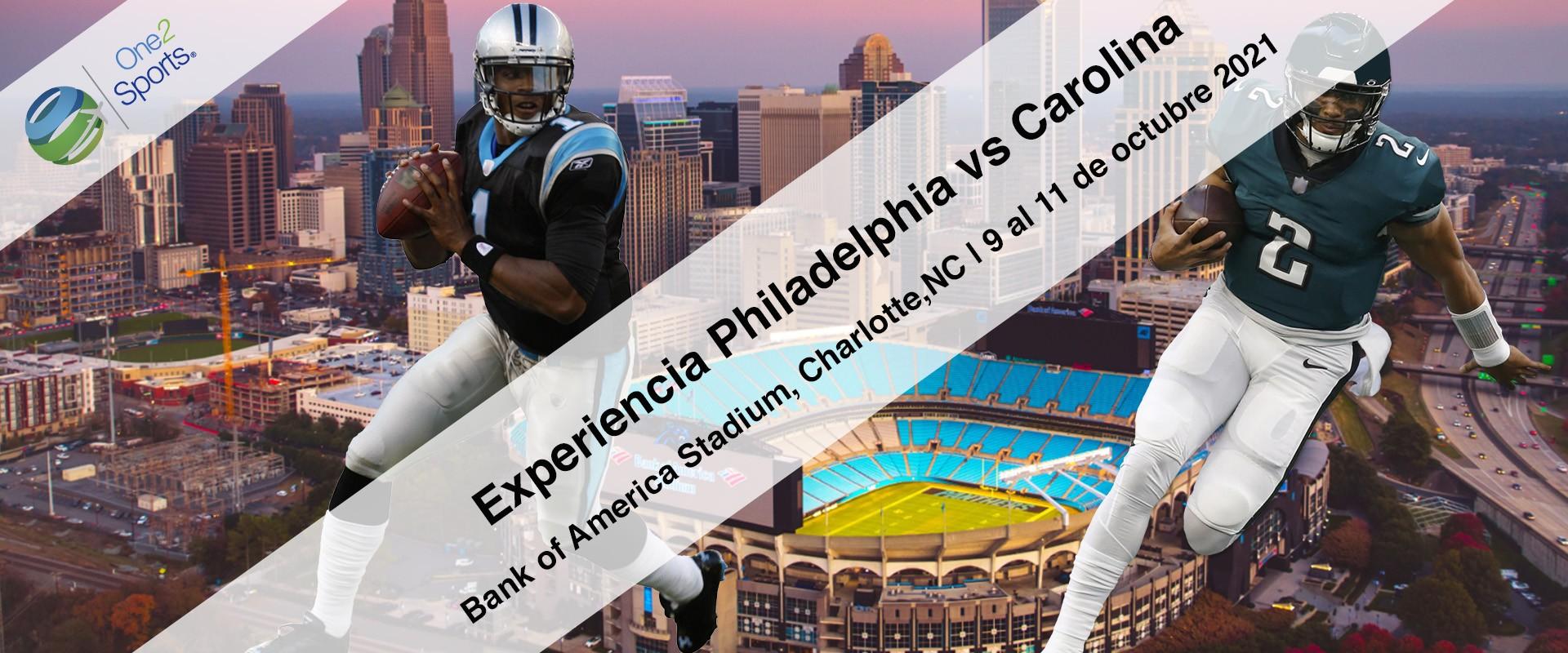 Carolina vs Philadelphia