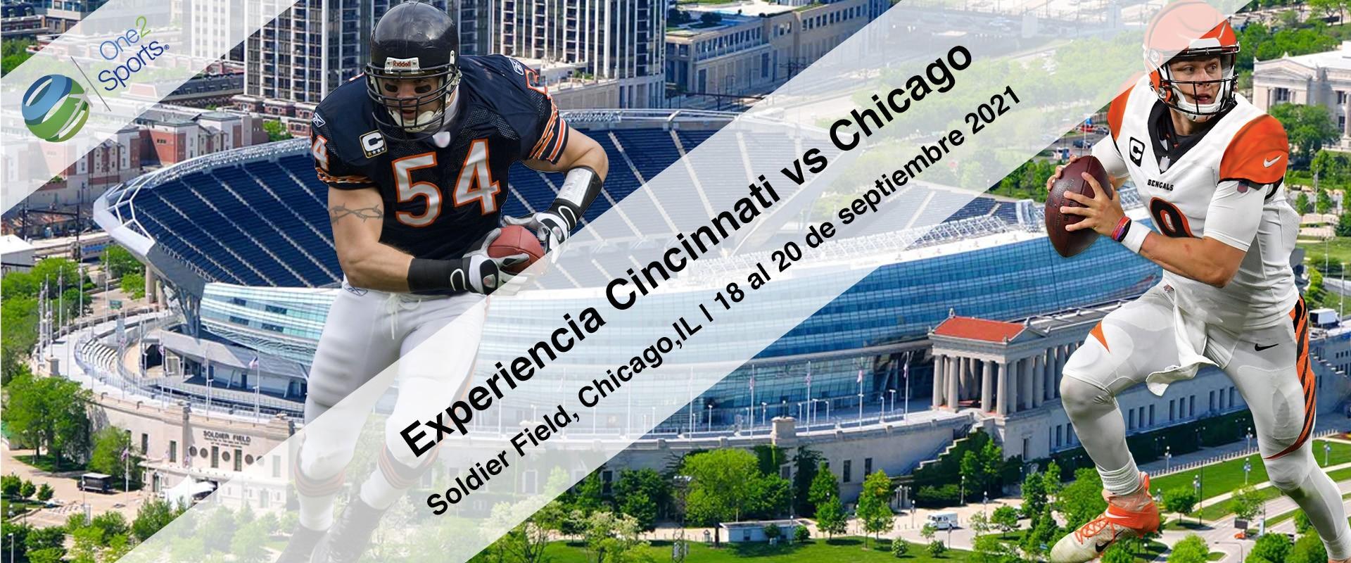 Chicago vs Cincinnati
