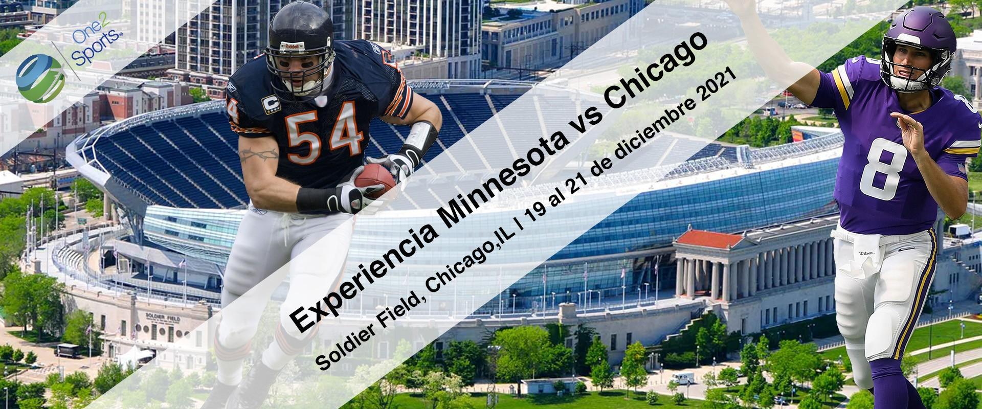 Chicago vs Minnesota