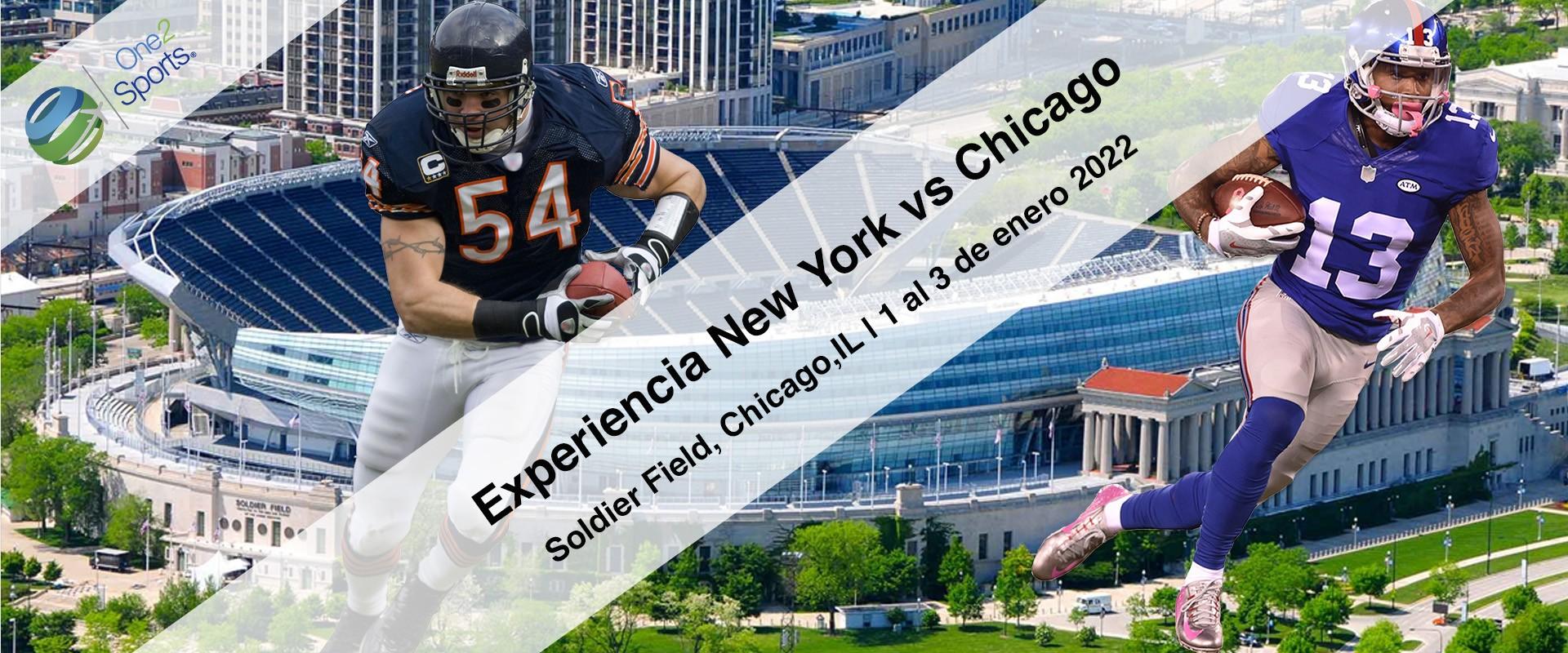 Chicago vs New York G.
