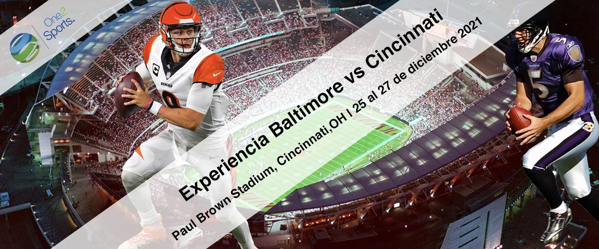 Cincinnati vs Baltimore