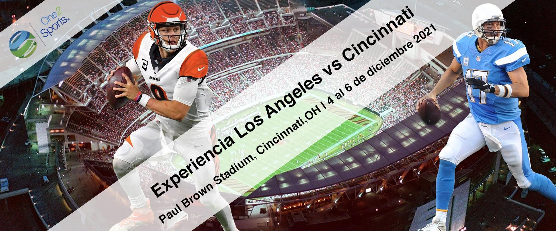 Cincinnati vs Los Angeles C