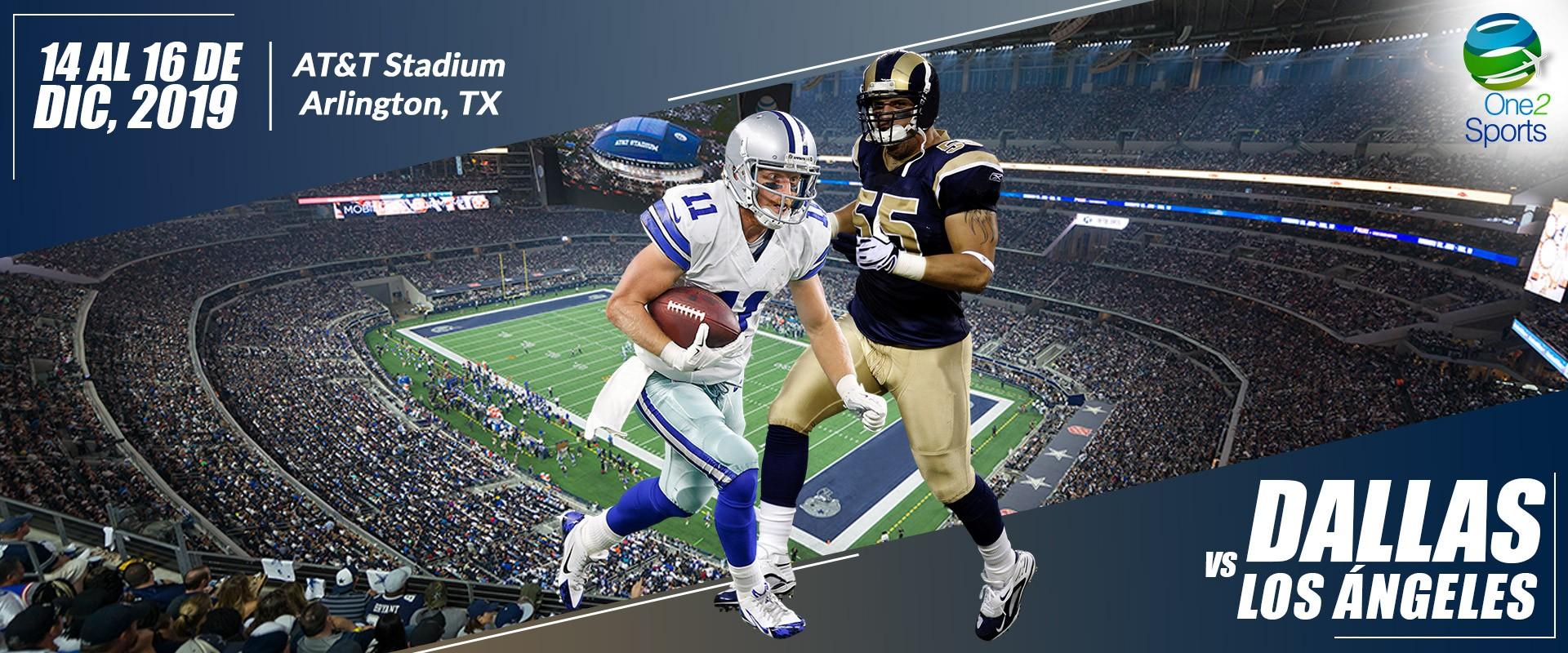 Dallas vs Los Ángeles