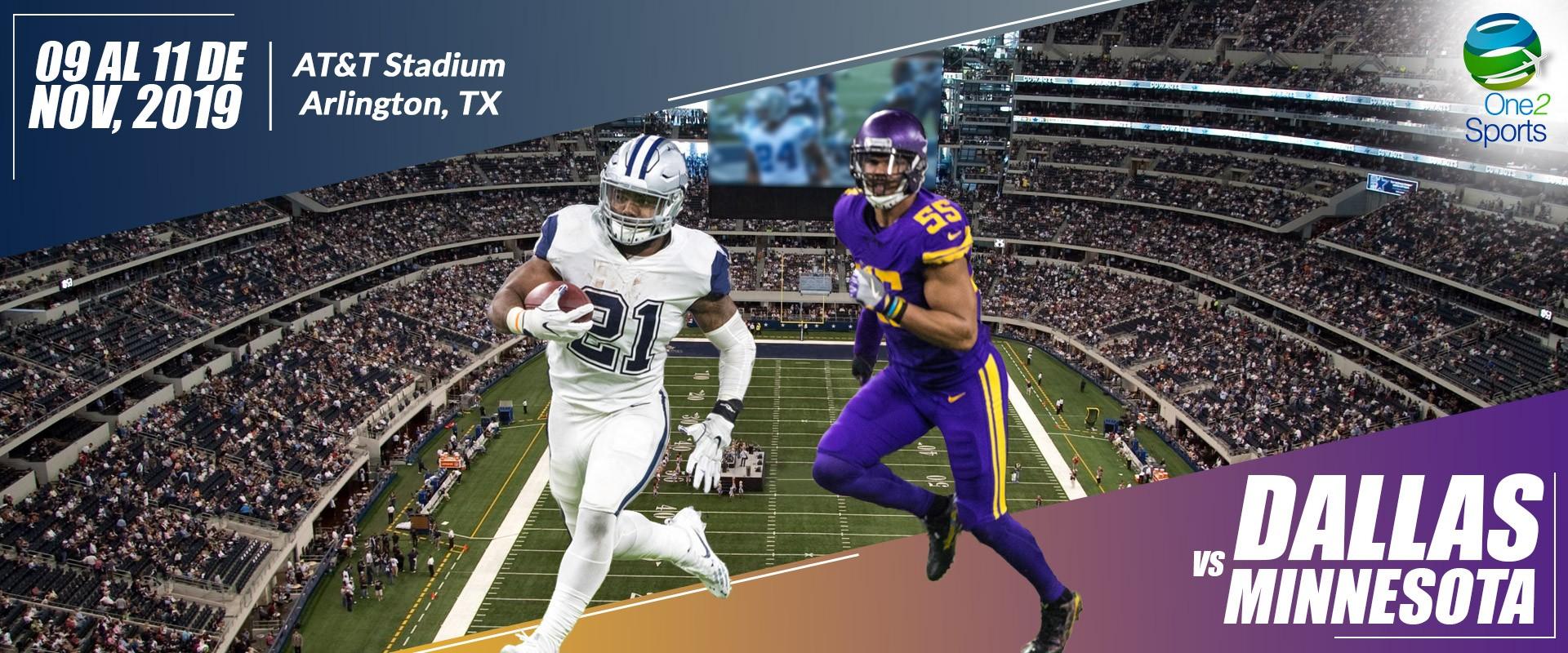 Dallas vs Minnesota