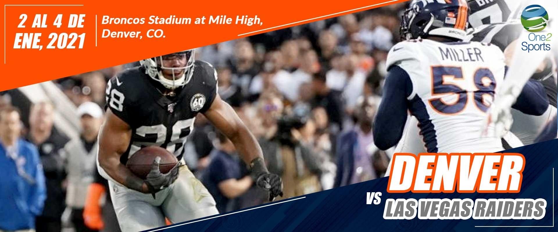 Denver vs Las Vegas Raiders