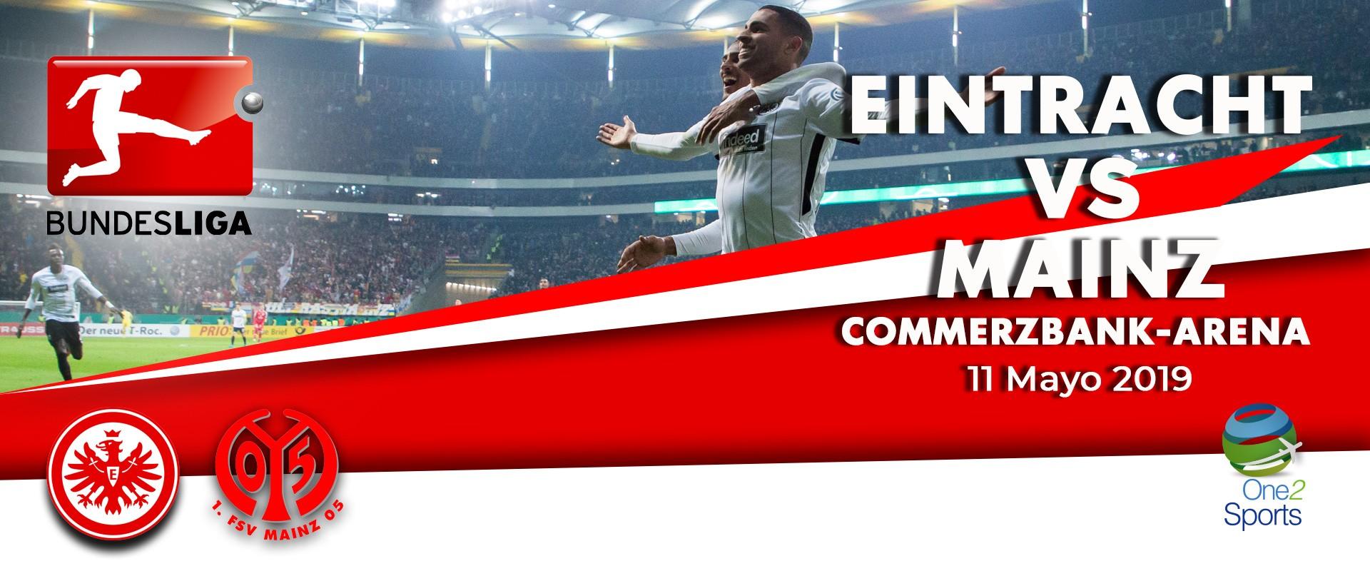 Eintracht Frankfurt vs FSV Mainz
