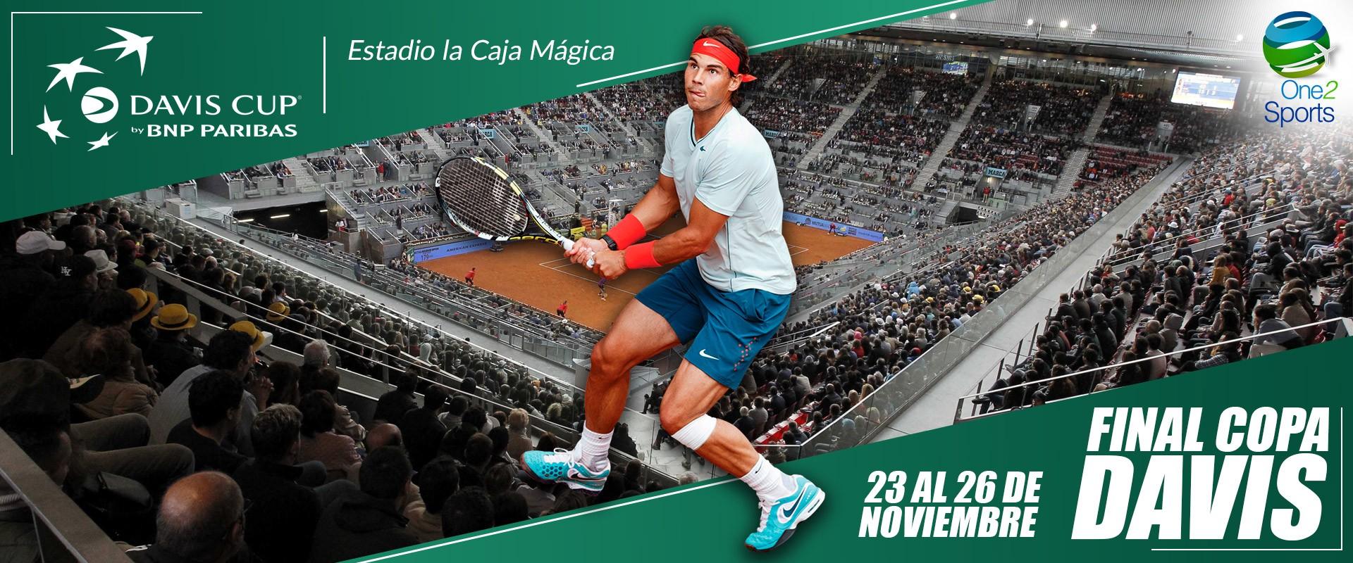 Experiencia Final Copa Davis