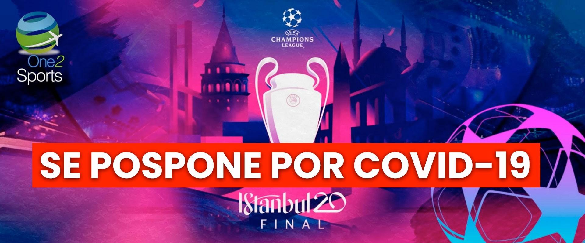 Final Champions League 2020